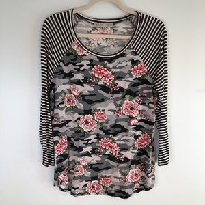 Boho Style Absolutely Famous Top Large